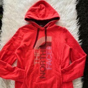 The North Face Hoodie Womens Medium